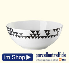 Rosenthal Magic Garden Black Seeds Müslischale d: 15 cm / 0,58 L