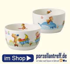 Villeroy & Boch Hungry as a Bear Müslibowl 0,45 L